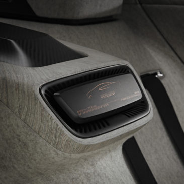 Peugeot Onyx conceptcar